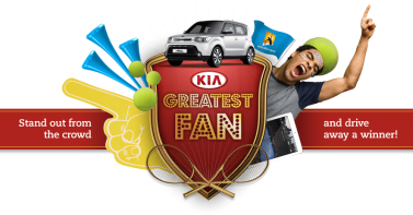 Kia Greatest Fan